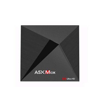 تصویر اندروید باکس Hugsun مدل A5X Max