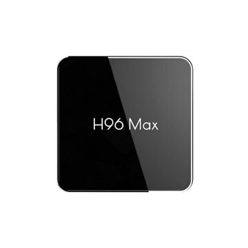 تصویر اندروید باکس H96 مدل Max X2
