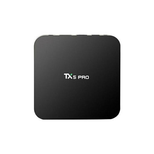 تصویر اندروید باکس Tanix مدل TX5 Pro