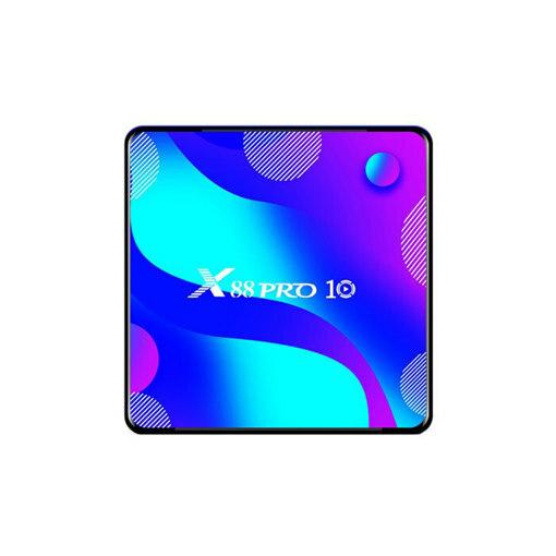 تصویر اندروید باکس Hugsun مدل X88 Pro10