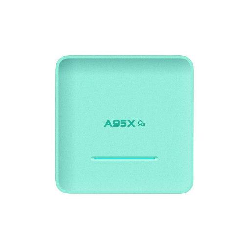 تصویر اندروید باکس A95X مدل R5