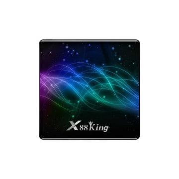 تصویر اندروید باکس Hugsun مدل X88 King