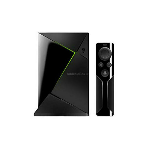 تصویر اندروید باکس Nvidia مدل Shield