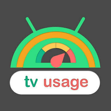 TVUsage - Digital Wellbeing & Parental Control: The one and only parental control app designed for Android TV with screentime, allowed usage hours, applock and many more features to put you in charge to control your Android TV app usage