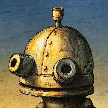 Machinarium: is the award-winning independent adventure game developed by the makers of Samorost series, Botanicula and CHUCHEL. Help Josef the robot to save his girlfriend Berta kidnapped by the Black Cap Brotherhood gang