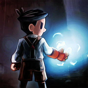 Teslagrad: In the Kingdom of Elektropia, a king rules with an iron fist, combating and destroying a sect of technological wizards who have a massive tower in the middle of the city named Teslagrad
