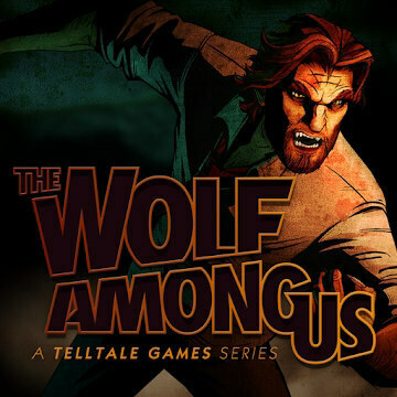 The Wolf Among Us: is a five-part (Episodes 2-5 can be purchased in-app) from the creators of The Walking Dead, winner of over 90 Game of the Year awards. Fairytale characters are being murdered in this hard-boiled, violent and mature thriller based on the award-winning Fables comic book series (DC Comics/Vertigo) by Bill Willingham. As Bigby Wolf - THE big bad wolf - you will discover that a brutal, bloody murder is just a taste of things to come in a game series where your every decision can have enormous consequences.