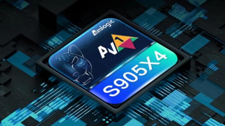 شاهکار Amlogic پردازنده ی جادویی S905X4